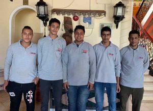 Housekeeping: Mohammed Shaad, Hesham abdel Hamid, Taha el Azab, Hamada Haggag, Ahmed Sabet
